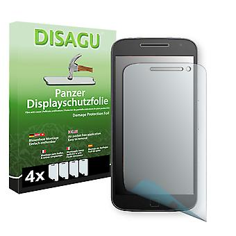 Motorola Moto G4 plus display - Disagu tank protector film protector