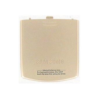 OEM Samsung SCH-U740 Standard Battery door Gold
