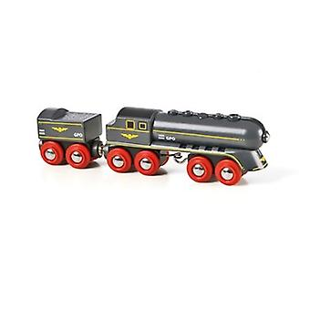 BRIO Speedy Bullet Train 33697 Extra Train for Wooden Train Set