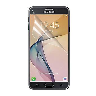 Zeug zertifiziert® Displayschutzfolie Samsung Galaxy Pro 2017 J7 EU Soft TPU Folie Film PET-Folien