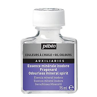 Pebeo Auxiliaries Odourless Mineral Spirit 75ml