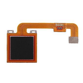 Para Xiaomi Redmi Nota 4 X dedo sensor Flex Flex cable boton tecla home piezas negro nuevo