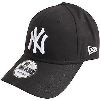 Nowa Era 9FORTY zasadnicze New York Yankees Cap - czarny
