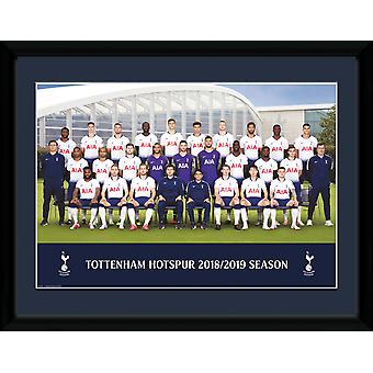 Tottenham Hotspur Team Foto 18/19 samler trykte 30x40cm