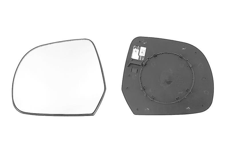 Left Passenger Mirror Glass (beheizt) & Halter für Dacia DUSTER Van 2011-2013