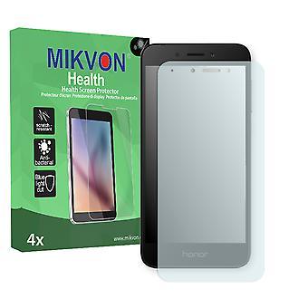 Honor 6A Screen Protector - Mikvon Health (Retail Package with accessories)