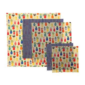 Beeswax Wraps Large Pack of 5