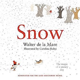 Nieve de Walter de la Mare - libro 9780571337132