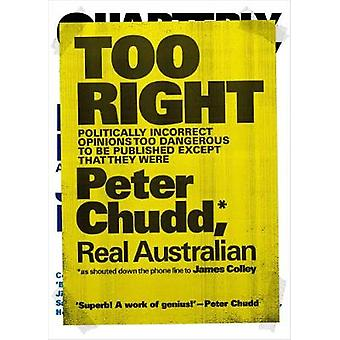Too Right by Too Right - 9781760297190 Book