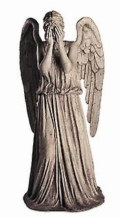 Weeping Angel tafelblad (Doctor Who) - Tafelblad Kartonnen Uitsnede / Standee