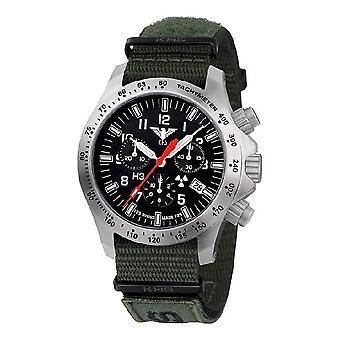 KHS watches mens watch platoon chronograph LDR KHS. PCLDR. NXTO1