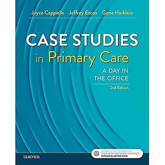 Studi di caso nelle cure primarie: un giorno in ufficio, 2e