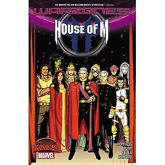House of M: Warzones! (Secret Wars: Warzones!)