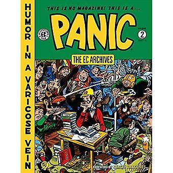 EG arkiv, den: panik volym 2