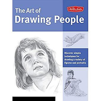 CS09 The Art of Drawing People: Discover Simple Techniques for Drawing a Variety of Figures and Portraits (Art...