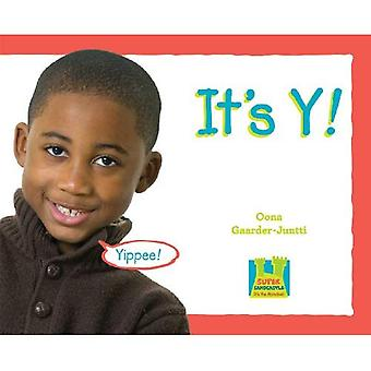 It's Y! (Super Sandcastle: It's the Alphabet!)