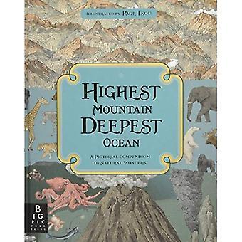Hoogste berg, de diepste oceaan