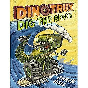 Dinotrux Dig the Beach (Dinotrux)