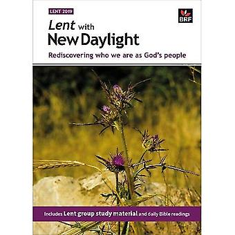 Lent with New Daylight: Rediscovering who we are as God's people