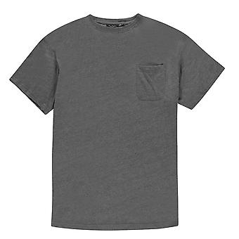 Pierre Cardin Mens ExtraLarge Single Pocket T Shirt Crew Neck Tee Top Short