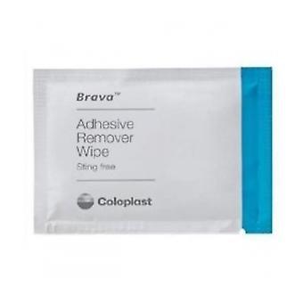 Coloplast Brava Adh Remover doekjes 12011 30 Sach