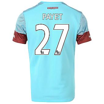 2015-16 West Ham maillot (Payet 27) - Kids