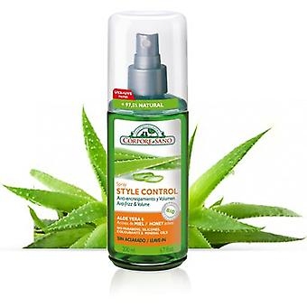 Corpore Sano Style Anti-Frizz Control Spray 200Ml. (Hair care , Styling products)