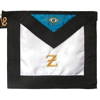 Masonic Scottish Rite satin maçonnique tablier-AASR 4e degré-Acacia