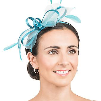Hawkins Collection Womens/Ladies Net Bow Fascinator