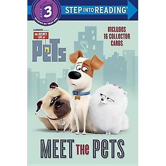 Meet the Pets (Secret Life of Pets) by Mary Man-Kong - 9780399554834