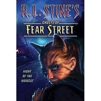 Night of the Werecat by R L Stine - 9781442426986 Book