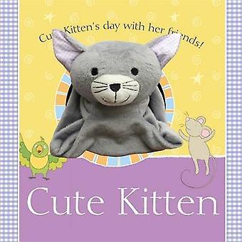 Cute Kitten by Templar Internal Design - Rosalind Jenner - Chrissie B