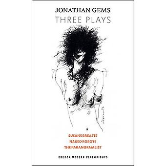 Jonathan Gems - Three Plays by Jonathan Gems - 9781870259101 Book