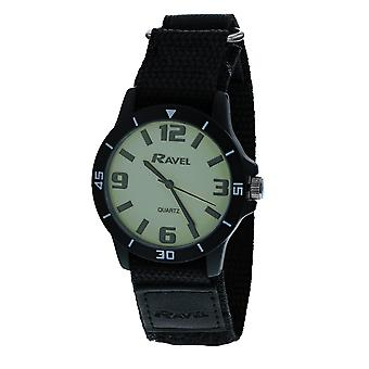 Ravel Men's Luminous Nite-Glo Watch R1722.1