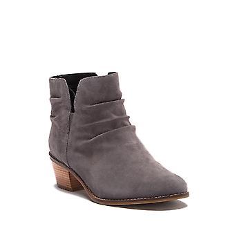 Cole Haan Womens Alayna Slouch Bootie Suede Closed Toe Ankle Chelsea Boots