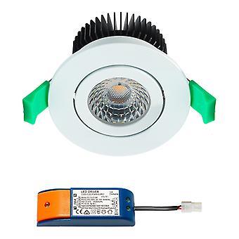 CREE LED recessed Spotlight | Branco morno | 13 watts | dimmable | Inclinação