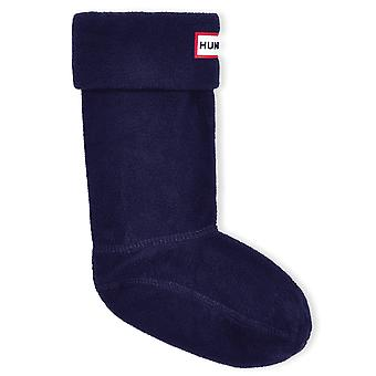 Hunter Kids Wellington Boot Socks - Navy Blue