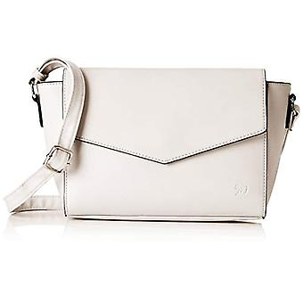 Tom Tailor Denim Kendra - White Women's Shoulder Bags (Wei) 28x16x4.5 cm (B x H T)