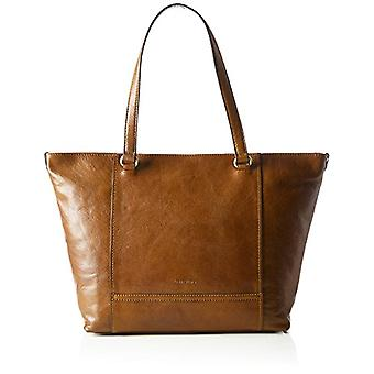 GERRY WEBER 4080003657 Women's Brown Shopper Bag (Cognac 703)) 46x30x13 cm (B x H x T)