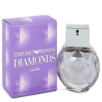 Emporio Armani Diamonds Violet door Giorgio Armani Eau de parfum spray 1 oz/30 ml (vrouwen)