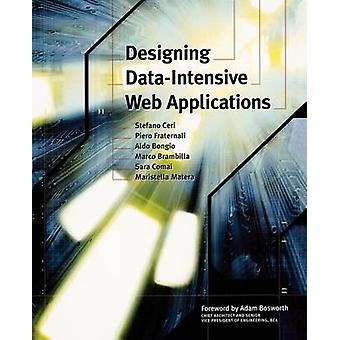Designing DataIntensive Web Applications by Ceri & Stefano