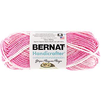 Handicrafter Cotton Yarn - Stripes-Pinky 162104-4732