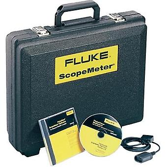 Fluke SCC120G Software and hard-shell case Compatible with ScopeMeter 120