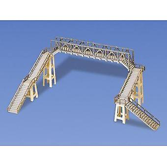 N Pedestrian bridge (L x W x H) 215 x 120 x 80 mm
