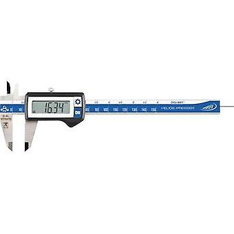 Digital caliper 150 mm Helios Preisser DIGI-MET 1326416 DIN 862 IP67