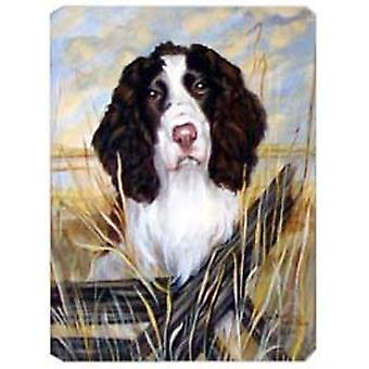 Springer Spaniel Mouse Pad / Hot Pad / Trivet
