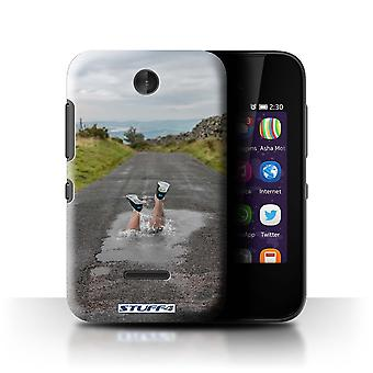 STUFF4 Case/Cover for Nokia Asha 230/Splash/Imagine It