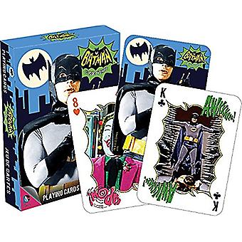 Batman TV Series set of playing cards    nm