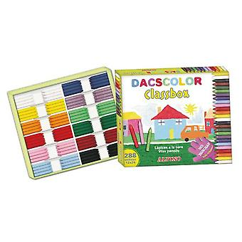 Alpino Economy Pack 288 Units Dacscolor -24 X 12 Colors