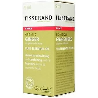Tisserand Aromatherapy Ginger Organic Essential Oil